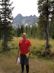 rod richards,roderick richards,three fingered jack,hiking oregon
