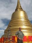 wat saket,bangkok,thailand