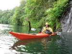 rod richards,kayaking,lake merwin