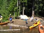 kayaking oregon,timothy lake oregon,camping oregon