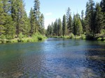 metolius river,camping oregon