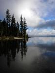 waldo lake, oregon, kayaking oregon