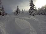 ski bowl,skiing,mt hood,oregon