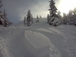 ski bowl,skiing,mt hood,oregon