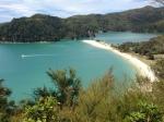 abel tasman national park,hiking new zealand