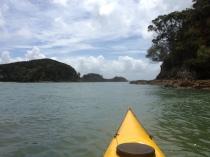 Paihia kayaking