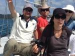 phantom sailboat,bay of islands new zealand