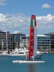 team prada,americas cup,auckland new zealand
