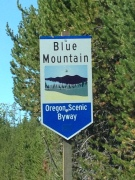 Blue Mtn Byway