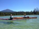 hosmer lake,oregon,paddling oregon,kayaking oregon