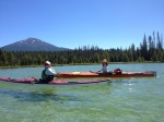 hosmer lake,oregon,paddling oregon,kayaking oregon