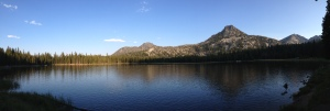 Anthony Lake Panorama