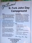 north fork john day river, north fork john day river campground