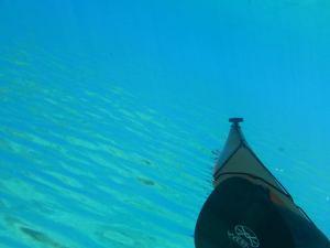 kayaking waldo lake,paddling oregon,camping oregon