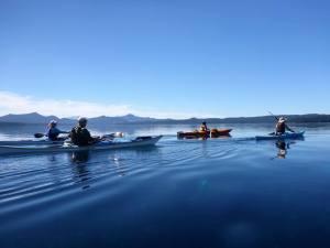 paddling,waldo lake,oregon,camping,kayaking oregon