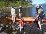waldo lake,oregon, waldo lake snorkeling