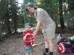 waldo lake,waldo lake oregon,camping oregon,north waldo campground