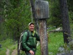 rod richards,north fork john day wilderness,hiking oregon