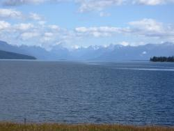 te anau,lake te anau,new zealand