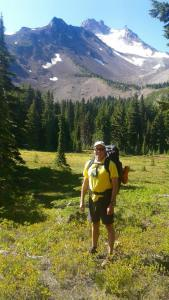 Rod Richards,backpacking oregon,hiking oregon,jefferson park,mt jefferson