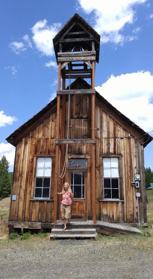 Granite Bell Tower