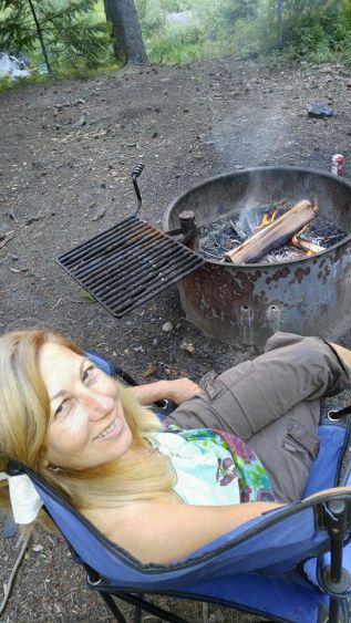Laura Fire Oriental Campground