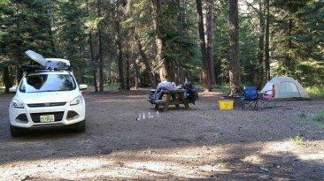 Oriental Campground