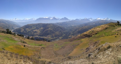 Cordillera Blanca Pano