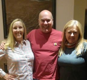 Kim, Rod, Ruth Ann