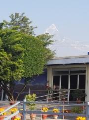 Machupachare is like the Matterhorn on steroids!