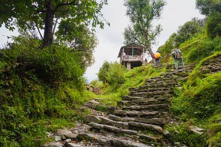 Steps2 72345741-treking-in-annapurna-circuit-nepal-