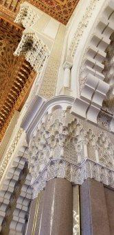 Hassan II Interior Detail