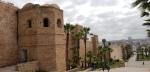 Rabat Kasbah Wall