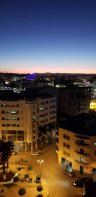 Fez sunset from roof top bar