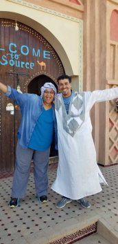 Aditi and Mohamed resized