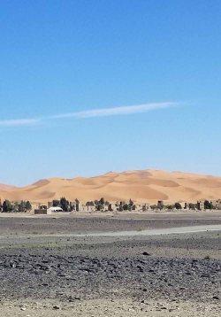 Reaching Sahara resized
